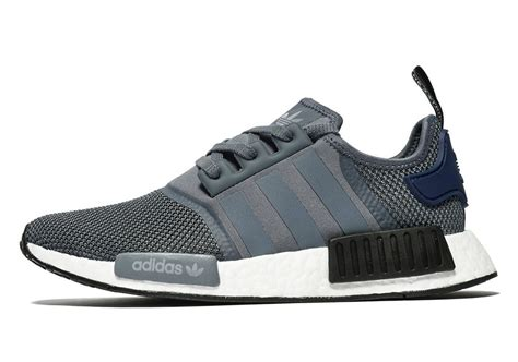 Adidas Nmd R1 Navy adidas nmd r1 grey collegiate navy bb244265 sneakernews