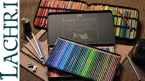 what is the best colored pencil for coloring books prismacolor vs faber castell polychromos colored pencils w