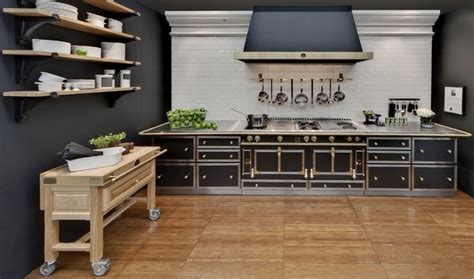 la cornue kitchen designs ch 226 teau range and cabinetry traditional by la cornue
