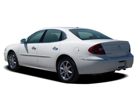 2007 buick lacrosse cxl reviews 2007 buick lacrosse reviews and rating motor trend