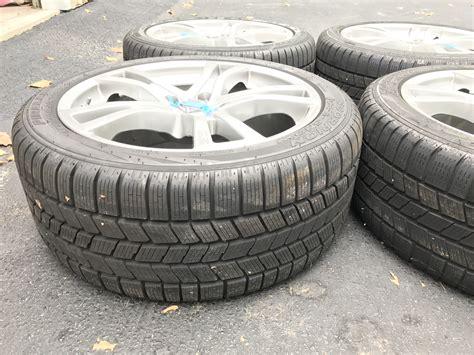 porsche cayenne winter tires porsche cayenne oz winter wheels and snow tires rennlist