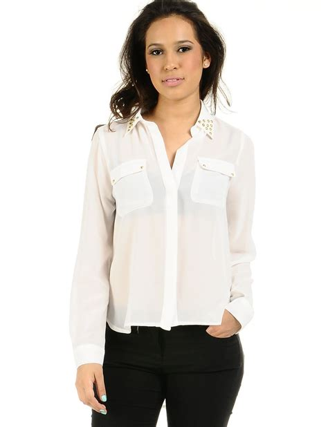 White Blouse white blouses for world wide unique news