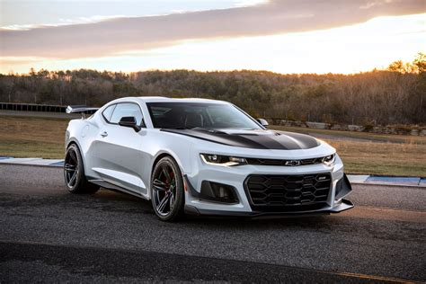 chevy made chevy did the impossible and made the camaro zl1 even more