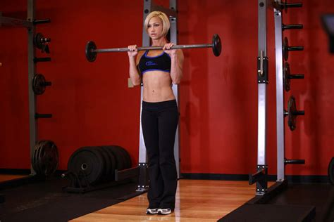 Barbell Curl barbell curl exercise guide and
