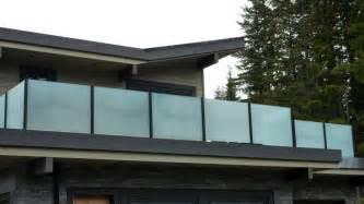 glass railings deckview glass railing calgary