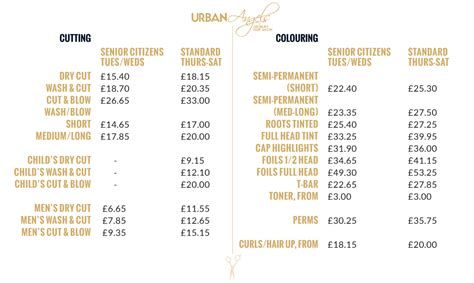 philippine hairstylist in uk philippine hairstylist in uk hair salon price list