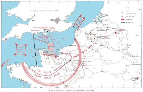 the sea before us at normandy books file air plan for landings in normandy june 1944 jpg