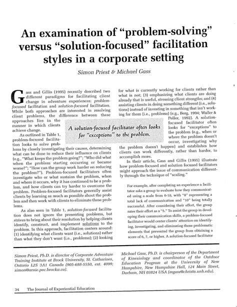 examination  problem solving  solution