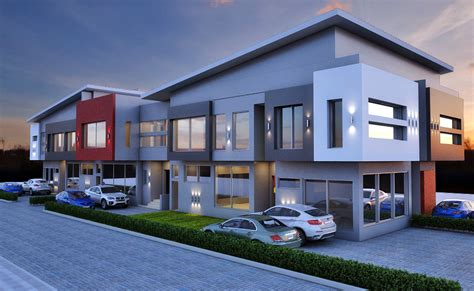 2017 latest real estate designs nigeria s real estate sector to record 5 39 per cent