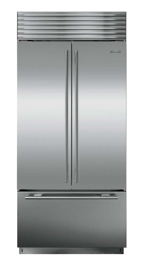 36 door refrigerator sub zero stainless 36 in built in door refrigerator