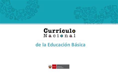 curriculo educacion primaria bolivariana slideshare presentaci 243 n curr 237 culo nacional