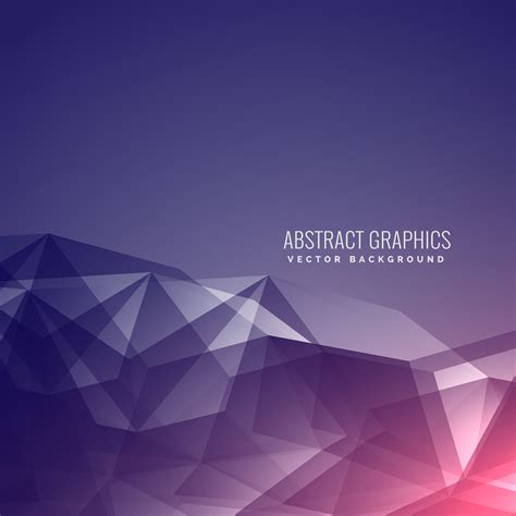 modern futuristic abstract poly background  beautiful