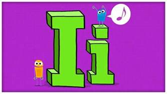 abc song the letter i quot i use i quot by storybots