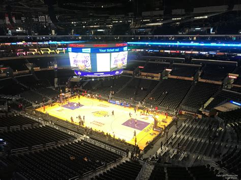 Staples Center Section 315 Clippers Lakers