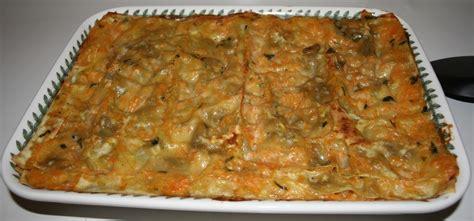 cucina con lasagne in cucina con francy lasagne zucca e funghi