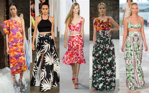 summer 2017 trends spring summer 2017 fashion trends archives our