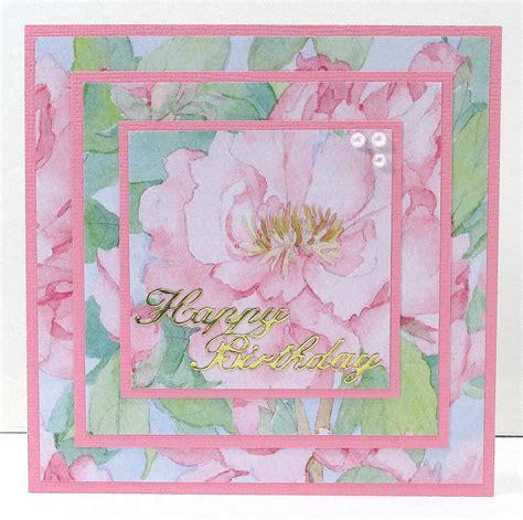 Patterned Paper For Card - jenfa cards patterned paper 2