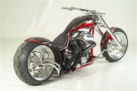 custom bike dreams