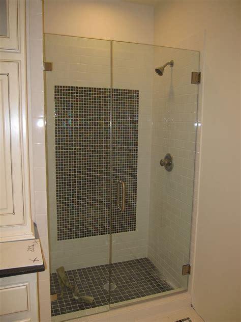 frameless photo frameless glass shower door photo gallery precision glass