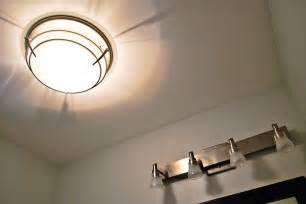 Bathroom Ceiling Lights Home Depot by Bijou Lovely The Bathroom Before And After