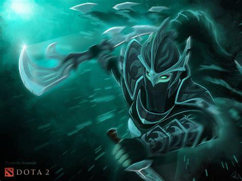 wallpaper dota 2 phantom assassin phantom assassin dota 2 w2 wallpaper hd