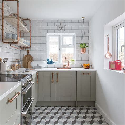 White Tiles With Grey Grout Kitchen by White Tiles Grey Grout Kitchen Tile Design Ideas