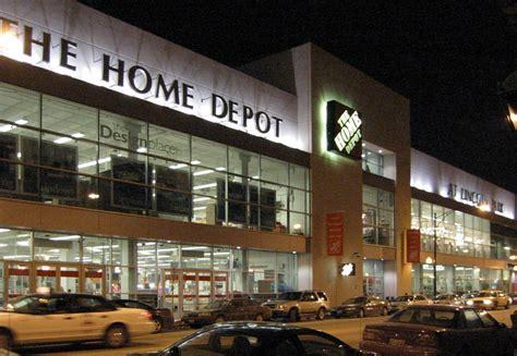 home depot nighttime high resolution photo  home depot