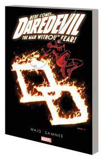 daredevil by mark waid volume 5 by mark waid 9780785161042 hardcover barnes noble daredevil by mark waid vol 5 tpb trade paperback comic books comics marvel com