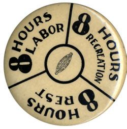The Eight Hour Day by Archives Um Encoded Archival Description At The