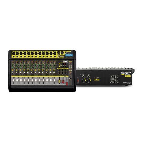 Power Mixer Haymer Pmv 120 U 12 Channel 250watt Asli Murni skp pro audio vz 120 ii