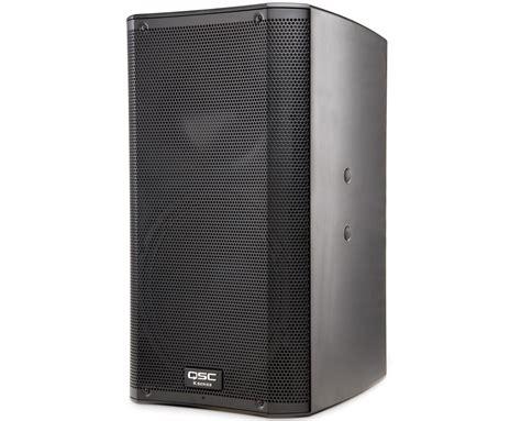 Speaker Qsc qsc k12 2 way powered speaker 1000 watts 1x12 quot