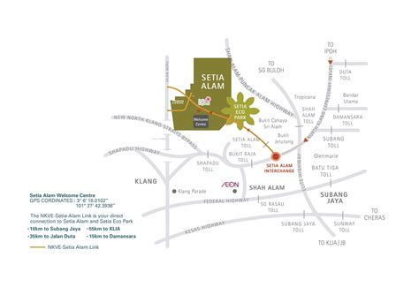 setia city mall layout plan setia alam north unearthing setia alam s hidden gem
