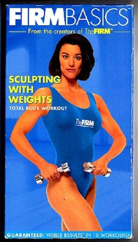 firm basics sculpting  weights total body workout