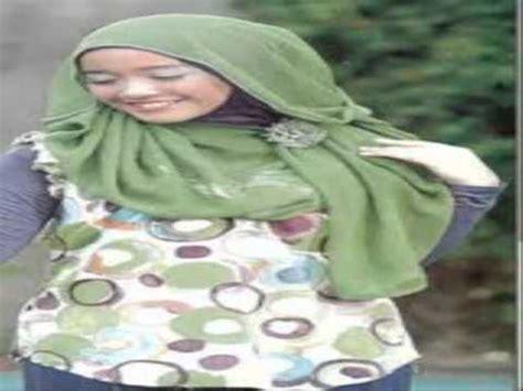 tutorial hijab paris ala fatin hijab paris segiempat video tutorial kerudung segi