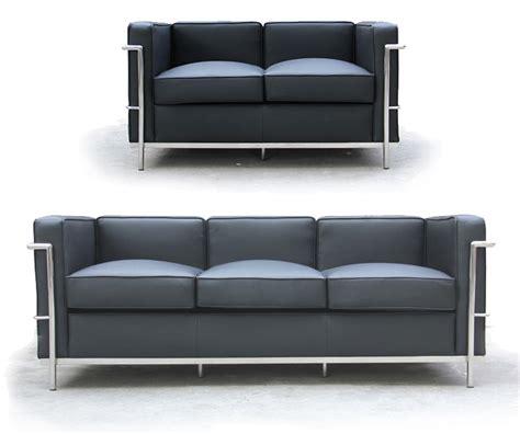 le corbusier sofa set le corbusier sofa set le corbusier style grande sofa