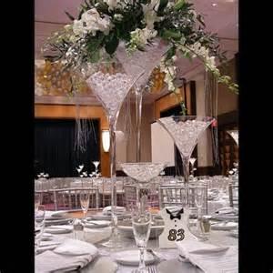 Plastic Cylinder Vases Bulk Vase Martini Mariage 70cm Centre De Table Original