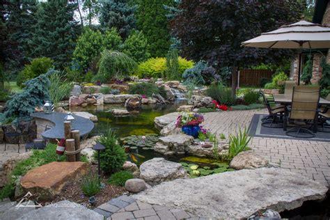 Aquascape Chicago Outdoor Living Space Aquascape Construction