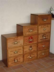 nos meubles 171 caisses de vin 187 l atelier