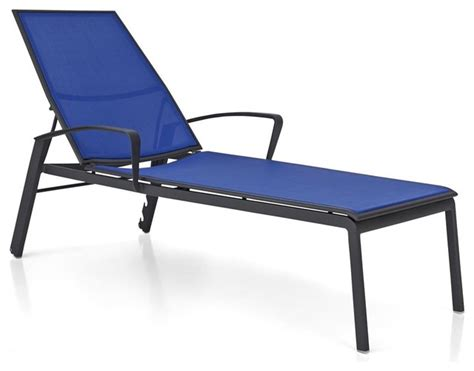 mesh chaise lounge largo mediterranean blue mesh chaise lounge contemporary