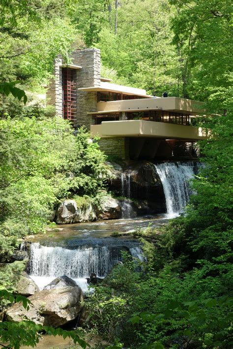 water falling world famous architects share with us their inspiring quotes