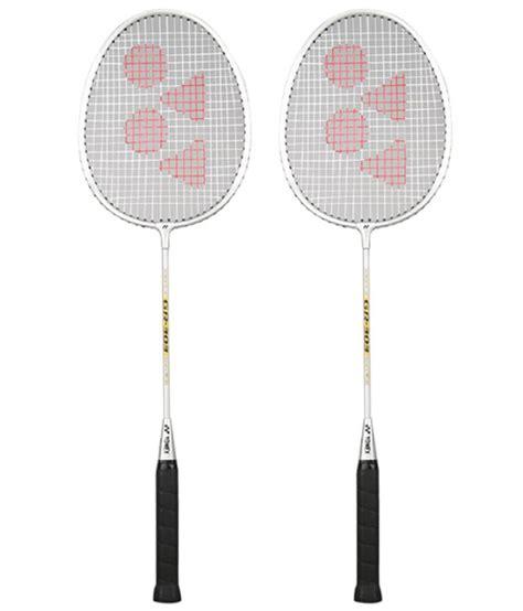 Raket Yonex Set yonex gr 303 badminton racket set of 2 buy at best