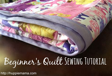 quilting tutorial for beginners easy quilt if only i could sew pinterest