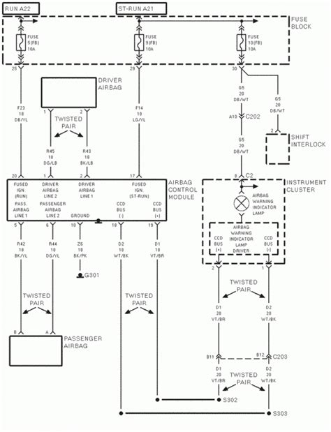 1998 jeep ignition wiring diagram 1998 jeep