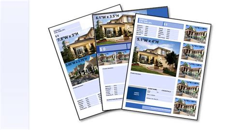 rental property flyer template 5 house for rent flyer templates af templates