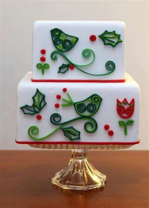 fondant christmas decorations 1000 ideas about fondant cake on cakes cake