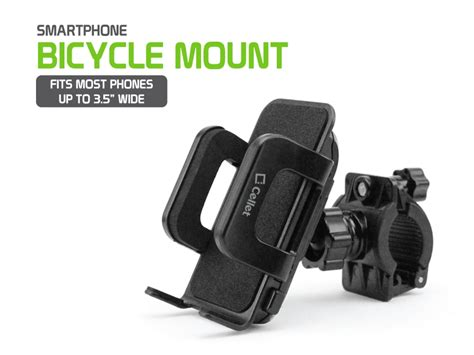 cellet universal bicycle phone holder for smartphones up