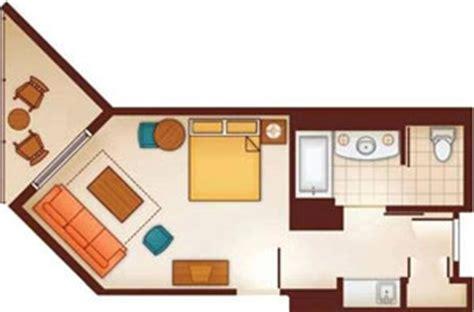 aulani 1 bedroom villa floor plan aulani a disney resort spa in ko olina dvc rentals