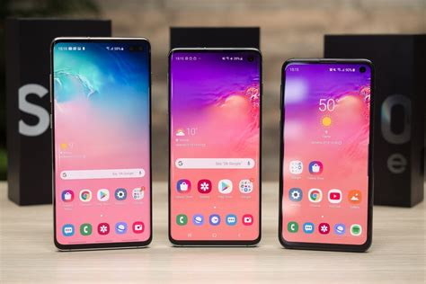 Samsung Galaxy S10 Unlocked by Get The Unlocked Galaxy S10 S10e Or Galaxy S10 With Freebies Worth Up To 280 Phonearena