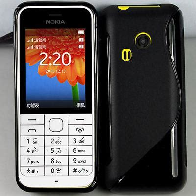 Lihat Hp Nokia 220 nokia asha 220 tpu soft handphone c end 10 24 2018 1 32 am