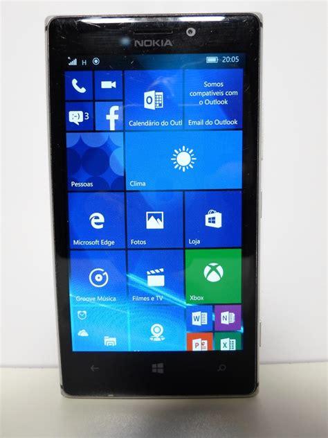 Nokia Lumia Window 10 Celular Nokia Lumia 925 Branco Desbloqueado Windows 10 R 549 00 Em Mercado Livre